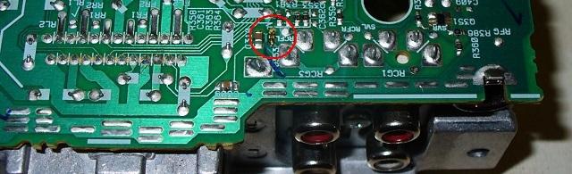 Magnitola Avtozvuk 22702 P1110034s - Шум генератора в колонках