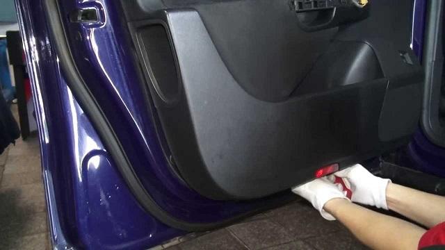разборка двери авто